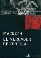 Libro Macbeth /El Mercader De Venecia