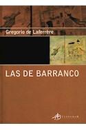 Papel DE BARRANCO (EDICIONES CLASICAS)