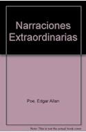 Papel NARRACIONES EXTRAORDINARIAS (COLECCION CLASICOS DE LA LITERATURA FANTASTICA) (RUSTICA)