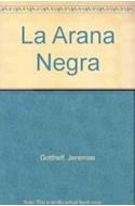 Papel ARAÑA NEGRA Y OTROS CUENTOS ARACNOFOBICOS (CLASICOS DE LA LITERATURA FANTASTICA) (RUSTICA)