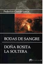 Papel BODAS DE SANGRE / DOÑA ROSITALA SOLTERA