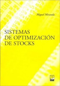 Libro Sistemas De Optimizacion De Stocks