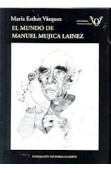 Papel EL MUNDO DE MANUEL MUJICA LAINEZ
