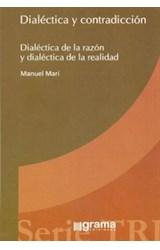 Papel DIALECTICA Y CONTRADICCION (DIALECTICA DE LA RAZON Y DIALECT
