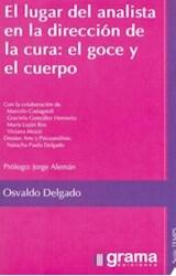 Papel LUGAR DEL ANALISTA EN LA DIRECCION DE LA CURA: EL GOCE Y EL