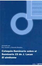 Papel COLOQUIO SEMINARIO SOBRE EL SEMINARIO 23