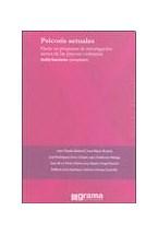 Papel PSICOSIS ACTUALES (HACIA UN PROGRAMA DE INVESTIGACION ACERCA