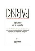 Papel DISPAR 7 (VERSIONES DE LA ANGUSTIA)