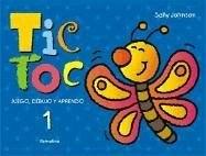 Papel Tic Toc 1 Juego Dibujo Y Aprendo