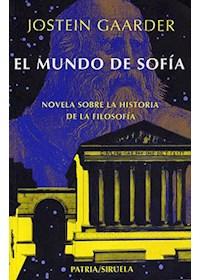 Papel El Mundo De Sofía