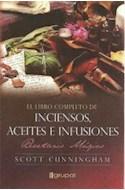 Papel INCIENSOS ACEITES E INFUSIONES RECETARIO MAGICO