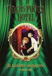 Papel Hocus Pocus Hotel 3 - El Asistente Desaparece