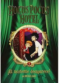Papel Hocus Pocus Hotel 3 - El Asistente Desparece