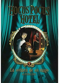 Papel Hocus Pocus Hotel 4 - La Sombra De Un  Mago