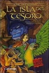 Papel Isla Del Tesoro, La Novela Grafica