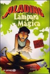 Papel Aladino Y La Lampara Magica