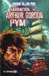 Papel Narracion De Arthur Gordon Pym - Novela Grafica