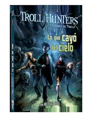 Papel Lo Que Cayo Del Cielo - Troll Hunters