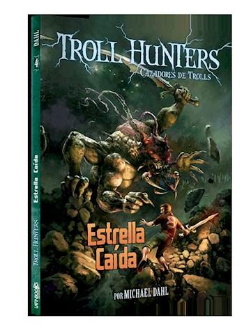 Papel Estrella Caida - Troll Hunters