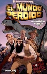 Libro Novela Grafica - El Mundo Perdido
