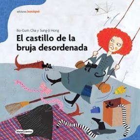Papel El Castillo De La Bruja Desordenada