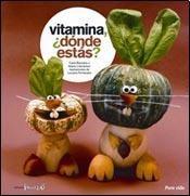 Libro Vitamina  Donde Estas ?