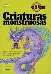Libro Criaturas Monstruosas