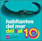 Libro Habitantes Del Mar Del 1 Al 10
