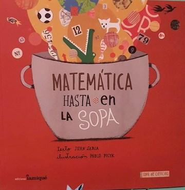 Papel Matematica Hasta En La Sopa