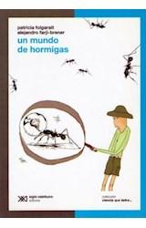 Papel UN MUNDO DE HORMIGAS.