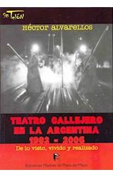 Papel TEATRO CALLEJERO EN LA ARGENTINA 1982-2006