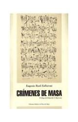 Papel CRIMENES DE MASA
