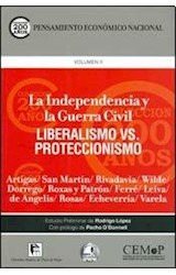 Papel LA INDEPENDENCIA Y LA GUERRA CIVIL VOL.2