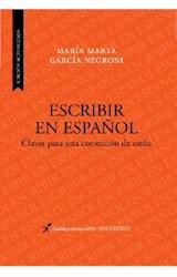 Papel ESCRIBIR EN ESPAÑOL