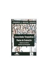 Papel COMUNIDADES TERAPEUTICAS  PAUTAS DE EVALUACION (NORMATIVAS P