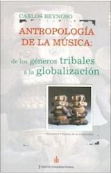 Papel ANTROPOLOGIA I DE LA MUSICA DE LOS