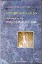 Libro Anthropologias