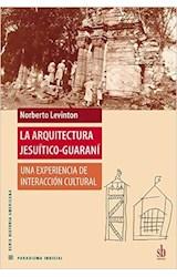 Papel ARQUITECTURA JESUITICO-GUARANI