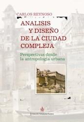 Libro Analisis Y Diseño De La Ciudad Compleja