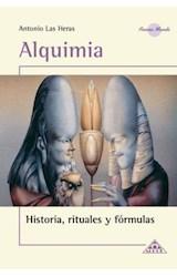 E-book Alquimia - Las fórmulas rituales esotéricas de la transmutación