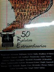 Libro 50 Relatos Extraordinarios