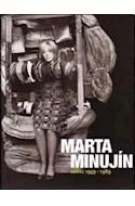 Papel MARTA MINUJIN OBRAS 1959-1989 (SERIE COSTANTINI)