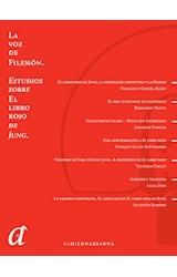 Papel VOZ DE FILEMON, LA. ESTUDIOS SOBE EL LIBRO ROJO DE JUNG