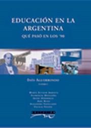 Libro Educacion En La Argentina
