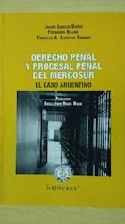 Libro Derecho Penal Y Procesal Penal Del Mercosur