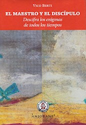 Libro El Maestro Y El Discipulo