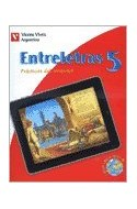 Papel ENTRELETRAS 5 VICENS VIVES (PRACTICAS DEL LENGUAJE) (NO  VEDAD 2012)