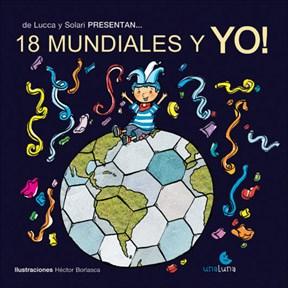 Papel 18 Mundiales Y Yo!