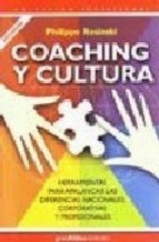 Papel COACHING Y CULTURA