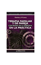 Papel TERAPIA FAMILIAR Y DE PAREJA EN LA PRACTICA